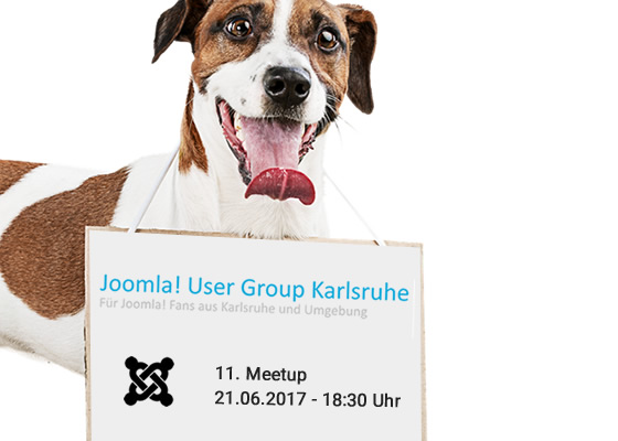 Joomla User Group: Meetup in Karlsruhe